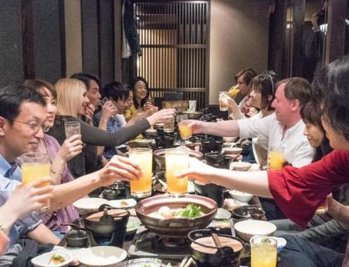 第3回目☆ベジ居酒屋会@東京を6/17開催します!