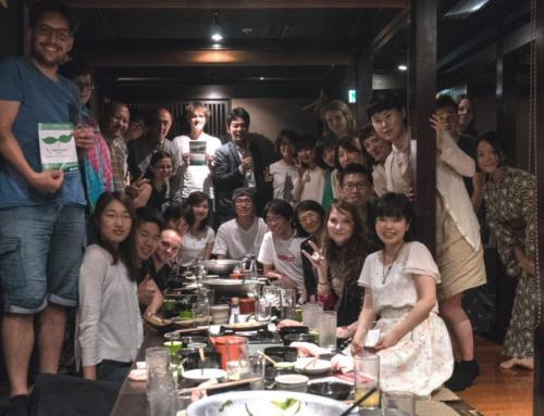 居酒屋ベジ会@東京を6/17に開催しました!あの居酒屋でヴィーガン宴会!