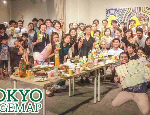 TOKYO VEGE MAP RELEASED! JOIN US & GET ONE!