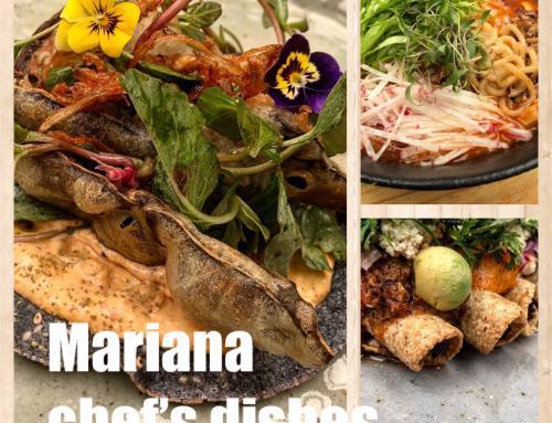 Vegan x Mexican x Japanese Parties!!