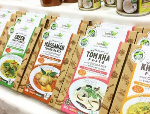 Vegan Products appeared in Eco Product exhibition!